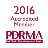 2016 Accredited Member - PDRMA