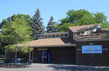 Wilder Park Recreation Building