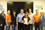 Park Board honors Patricia Morrisette-Moll for her 24 years of service