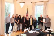 Lizzadro Foundation and Elmhurst Park District Board of Park Commissioner