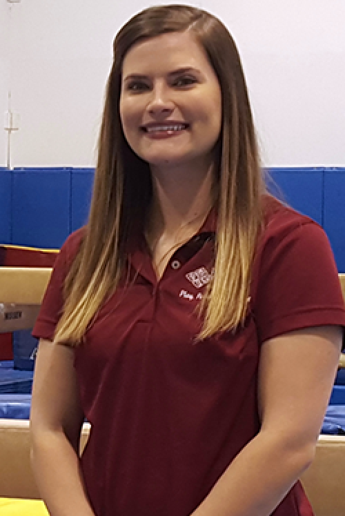 Dana Herrera - Gymnastics Program Manager