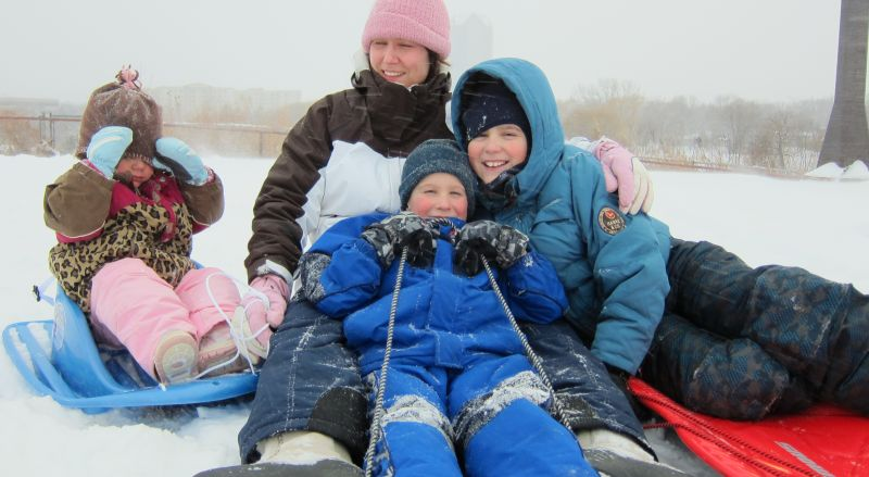 Winter Family Fun!