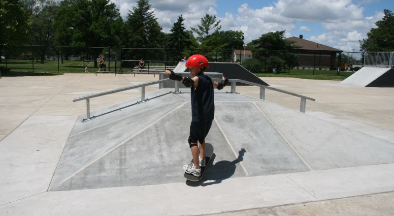 York Commons Skate Park