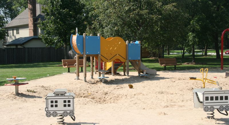 Tot Play Area