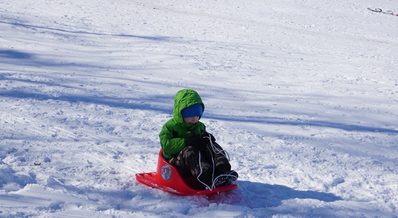 Sledding Hills Elmhurst Park District - The best sledding hills in north america